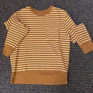 Jcrew long sleeve sweater